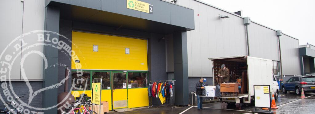 Kringloopwinkel Bollenstreek in Lisse